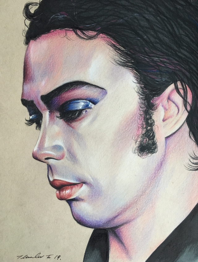 Tim Curry by TraceyLawler